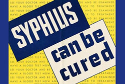 historical polling results syphilis