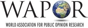 The World Association for Public Opinion Research