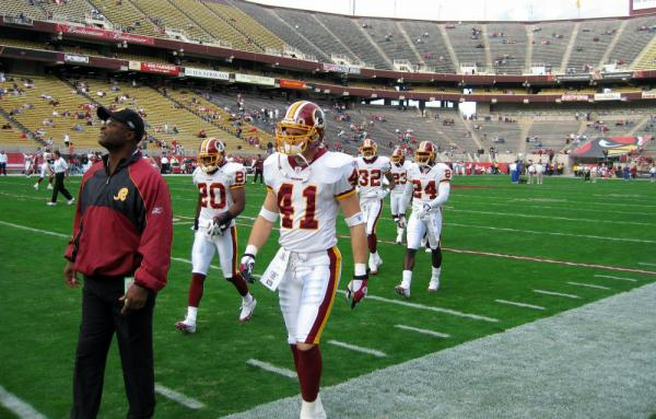Native Americans: Debate Over the Washington Redskins' Name Change