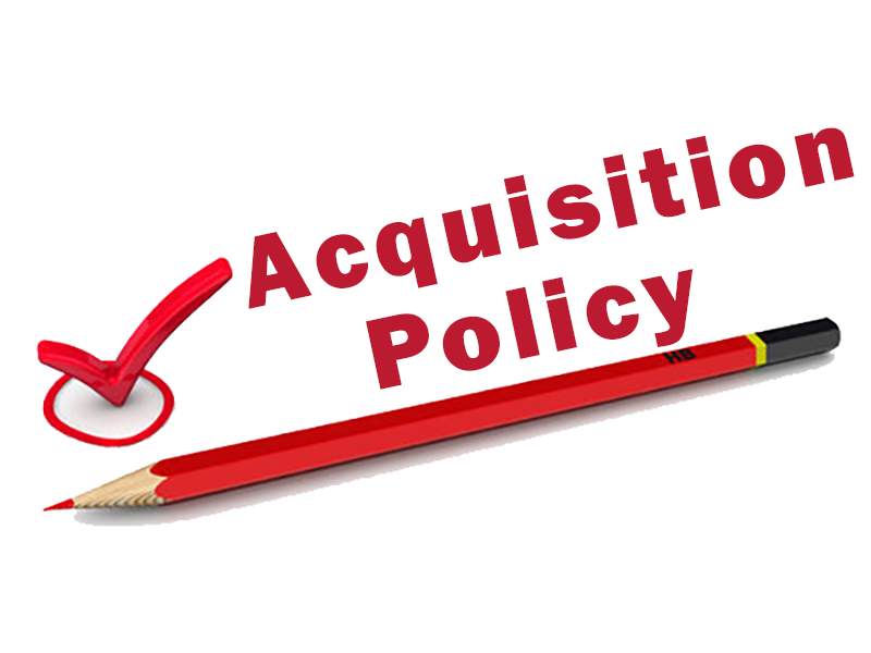 Roper Center Acquisition Policy