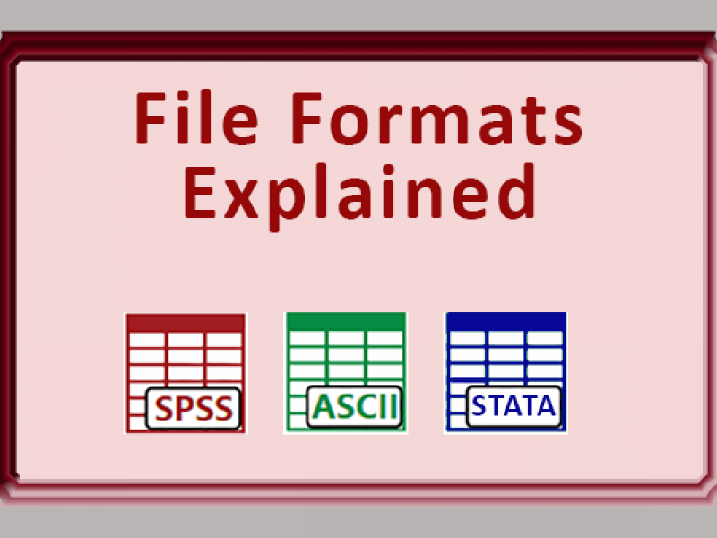 File Formats Explained image