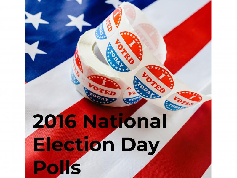 2016 National Election Day Exit Polls
