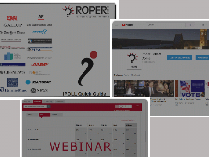 Roper Center Tools image