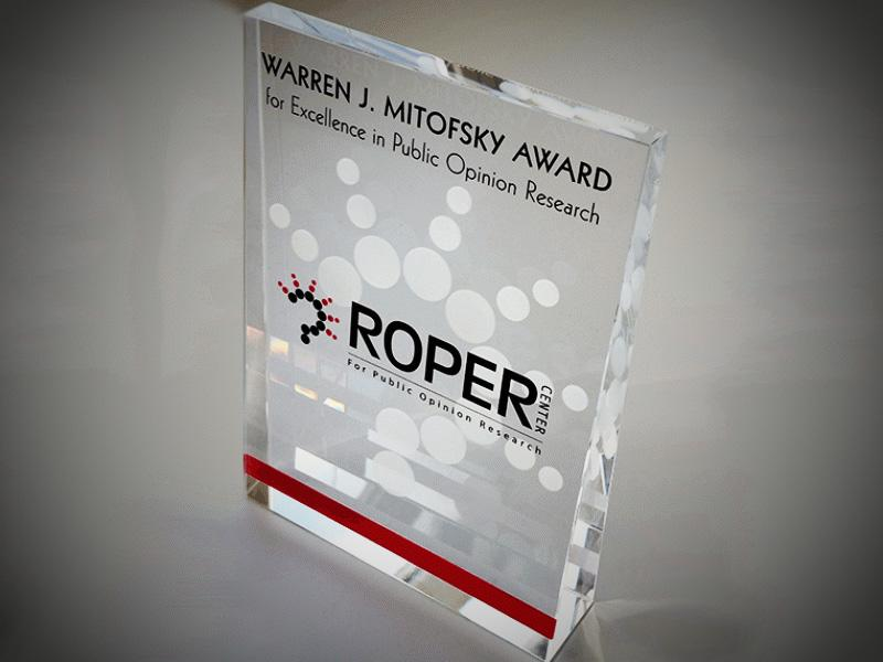 Warren J. Mitofsky Award