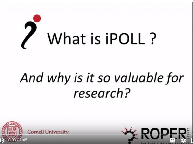 What is iPOLL