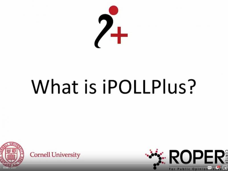 iPOLL Plus