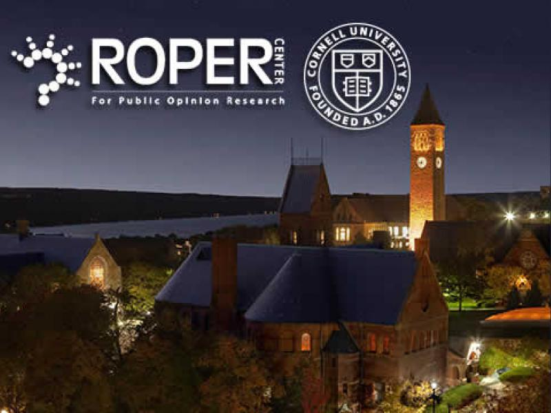 roper and cornell logos over view of cornell