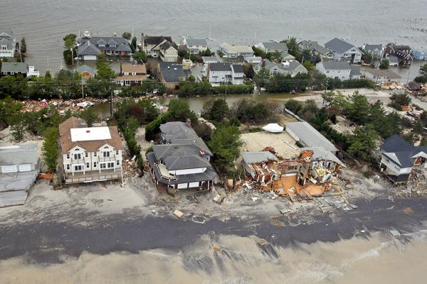 Two Years after Super Storm Sandy