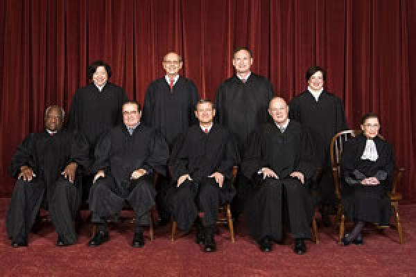 Supreme Court Justices - questions on the Supreme Court