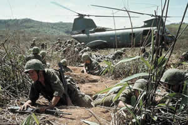 questions and datasets on the Vietnam War 1963-1975