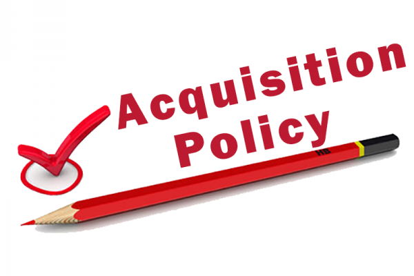 Acquisition Policy image