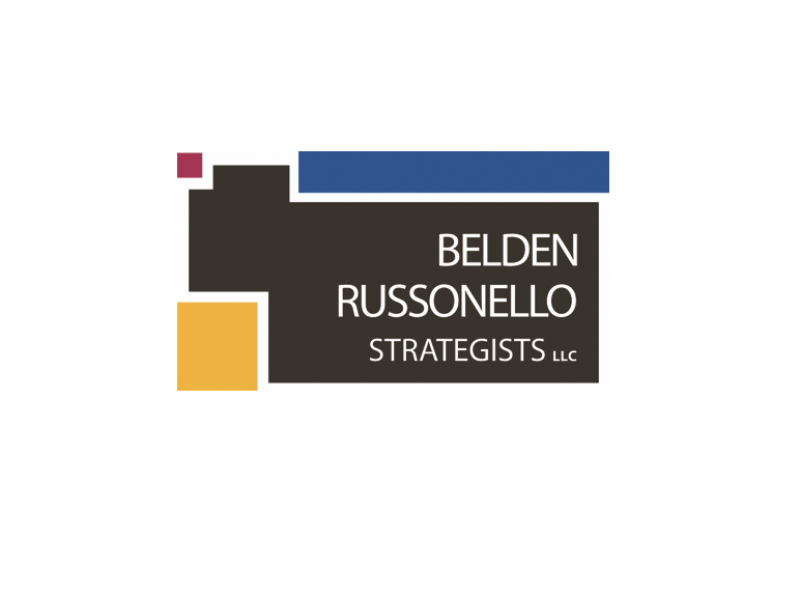 Belden Russonello logo