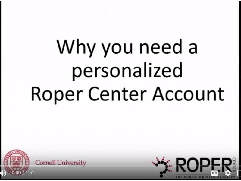 Personal Accounts video