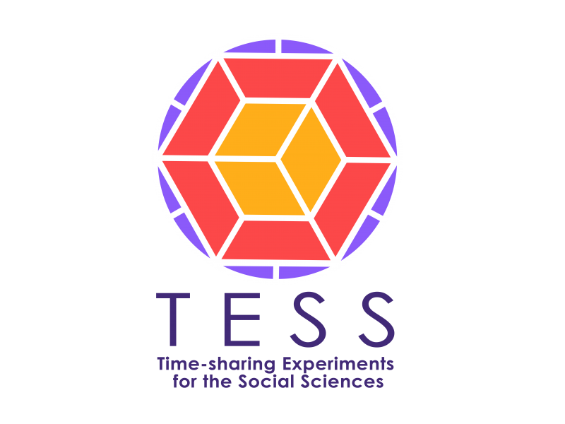 Time Sharing Experiments in the Social Sciences (TESS)   Roper Center for  Public Opinion Research